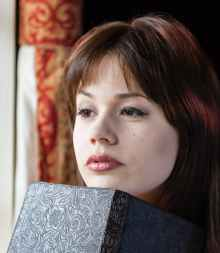 adolescent beautiful book caucasian